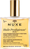 Nuxe Huile Prodigieuse Riche Multi-Purpose Nourishing Oil Spray - Face, Body and Hair 100ml