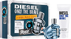 Diesel Only The Brave Eau de Toilette Spray 50ml Gift Set