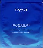PAYOT Blue Techni Liss Weekend Chrono-Renewing Peel Mask 1 Mask