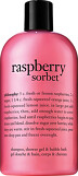 Philosophy Raspberry Sorbet Shampoo, Shower & Bubble Bath 480ml