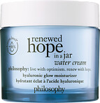 Philosophy Renewed Hope In A Jar Water Cream Hyaluronic Glow Moisturiser 60ml