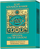 4711 Original Eau de Cologne Tissues 10pcs