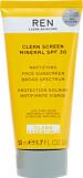 REN Clean Screen Mineral Sunscreen SPF30 50ml