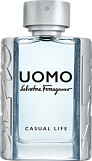 Salvatore Ferragamo Uomo Casual Life Eau de Toilette Spray 100ml