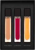 Serge Lutens Collection Noire Emblematic Eau de Parfum Spray Set (10ml x 3) 10ml