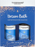 Tisserand Aromatherapy Dream Bath Sleep Better Bathtime Collection 2 x 100ml