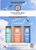 Tisserand Aromatherapy Time To Travel Roller Ball Collection 3 x 10ml