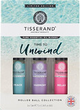 Tisserand Aromatherapy Time to Unwind Roller Ball Collection 3 x 10ml