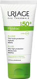Uriage Hyseac Very High Protection Matifying Fluid SPF50+ 50ml