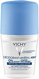 Vichy 48hr Mineral Deodorant Roll On 50ml