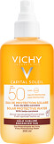 Vichy Capital Soleil Solar Protective Water Enhanced Tan SPF50 200ml