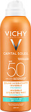Vichy Capital Soleil Invisible Hydrating Mist SPF50 200ml
