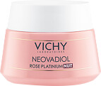 Vichy Neovadiol Rose Platinium - Revitalising and Replumping Night Care 50ml