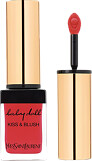 Yves Saint Laurent Baby Doll Kiss & Blush - Lips & Cheeks Duo 10ml 19 - Corail Sulfureux