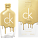 Calvin Klein CK One Gold Eau de Toilette Spray 100ml