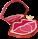 Pupa Il Bacio Lip Palette 2.8g 001 - Pop Pink