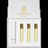 Houbigant Quelques Fleurs L'Original Extrait de Parfum Travel Spray Set 4 x 7.5ml