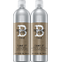 TIGI Bed Head For Men Clean Up Shampoo and Conditioner Tween Duo 2 x 750ml