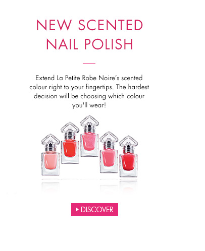 New Scented Nail Polish