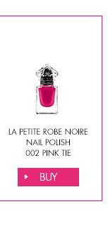 La Petite Robe Noire Nail Polish 002 Pink Tie