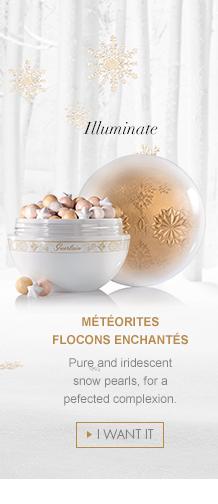 MÉTÉORITES FLOCONS ENCHANTÉs