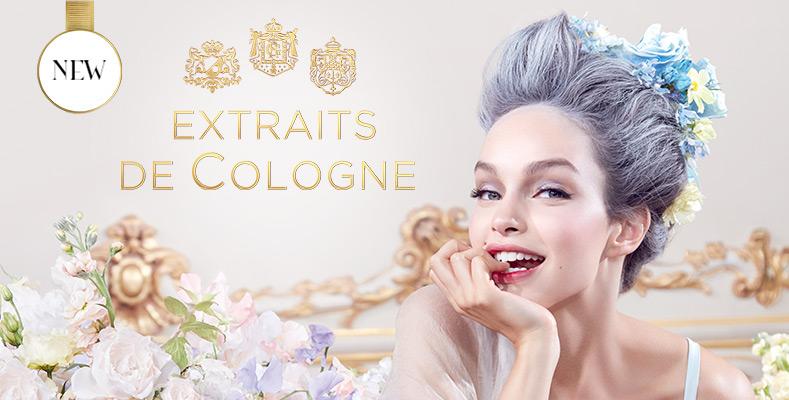NEW Extraits De Cologne